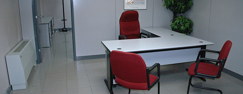 Business Centre office