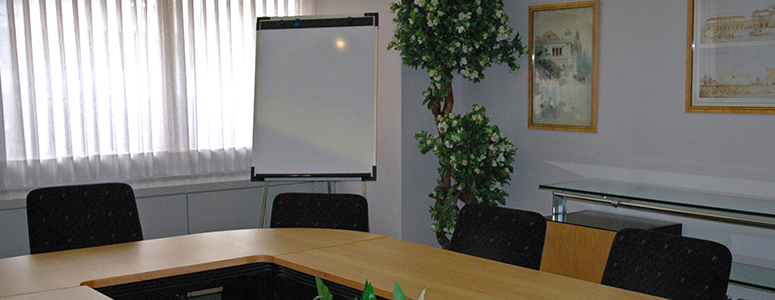 Business Centre Meeting Room